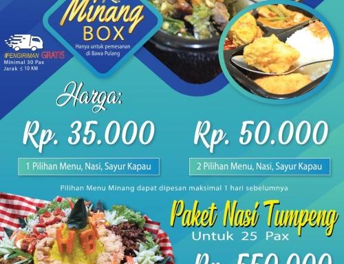 Minang Box